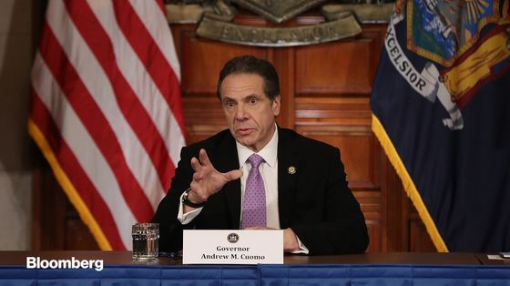 Cuomo Says Deaths Signal Possible Plateau in Outbreak