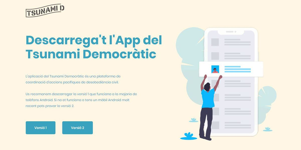 Catalan Protesters Are Told to Avoid IPhone, Stick to Android