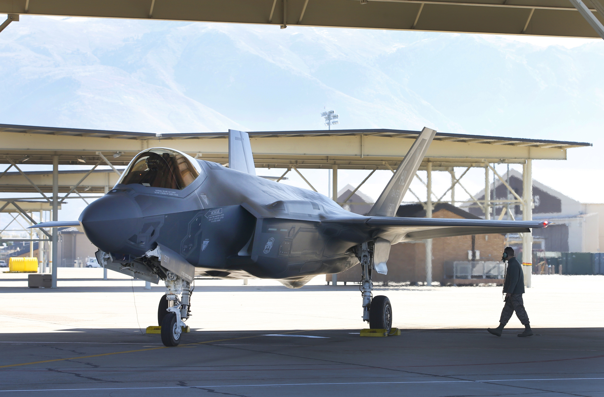 F-35 Role for Turkey Is at Risk on Russia Arms Deal, U S