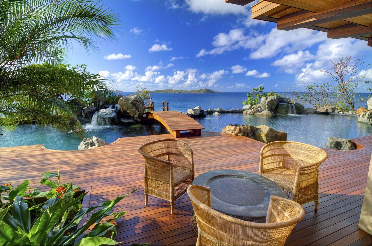 Villa Katsura, Virgin Gorda: A $40 Million Japanese-Style Beach ...