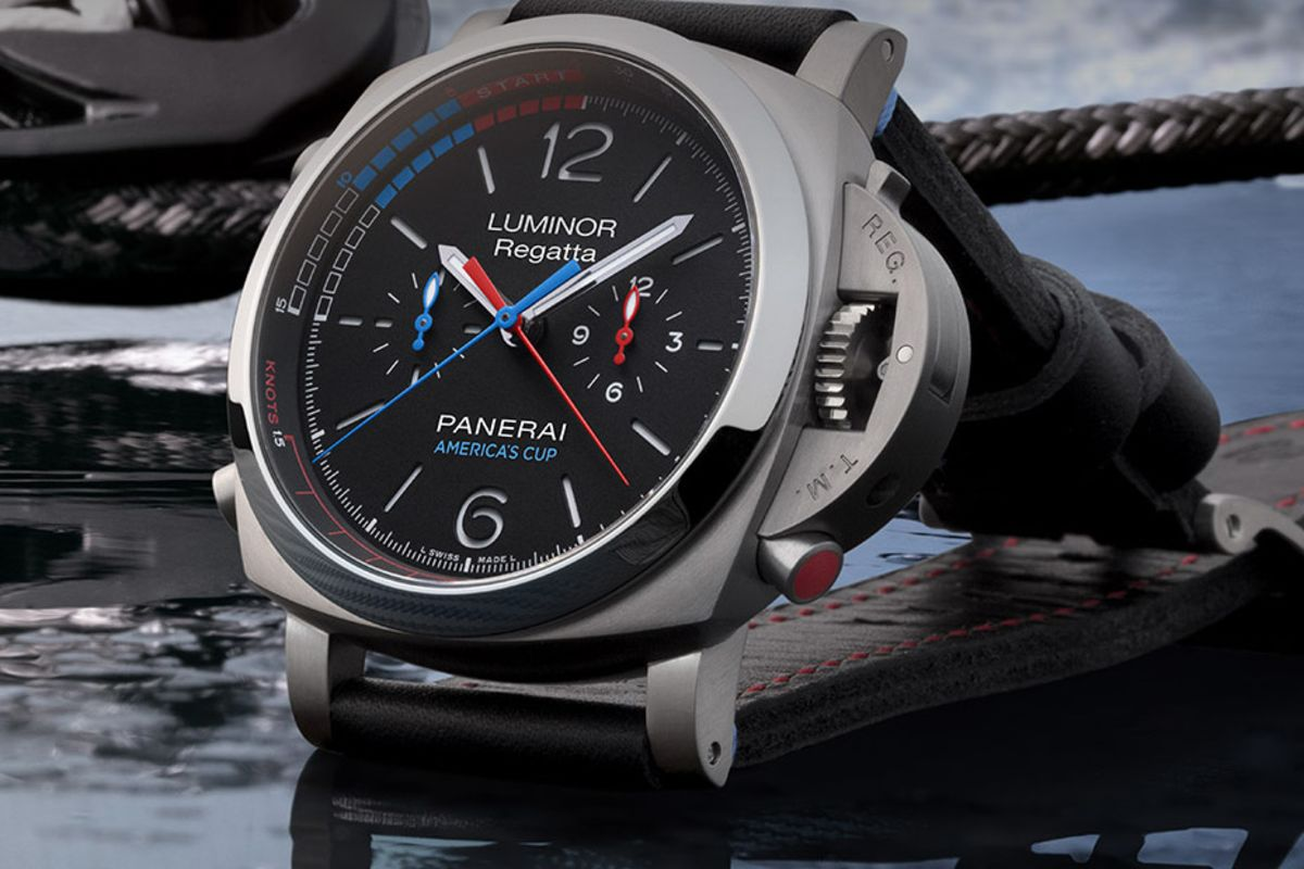 Image for Ten Sailing Watches That Look Sharp on Either Land or Water - Bloomberg