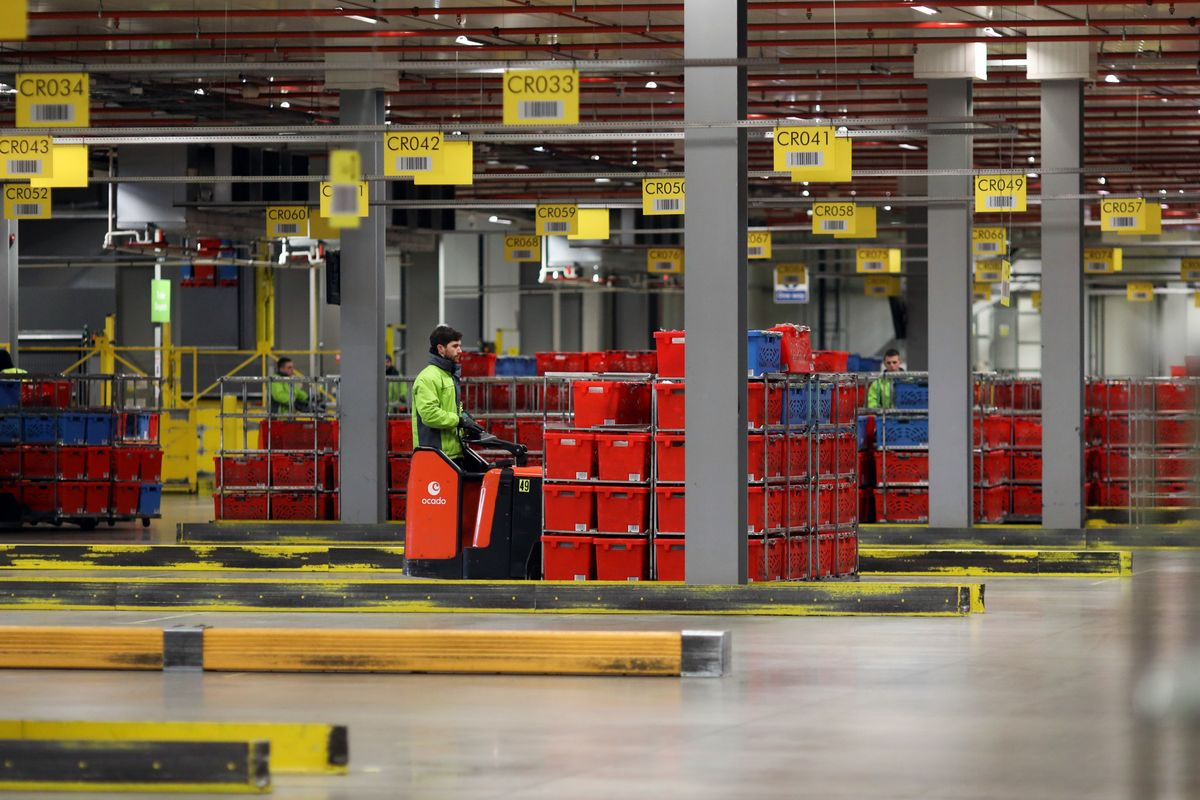 Ocado Expects Retail Growth as M&S Deal Preparations Advance