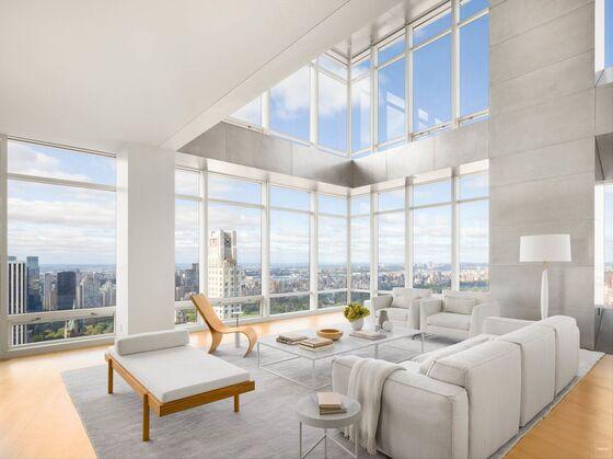 Steve Cohen's Manhattan Penthouse Sells After 74% Price Cut