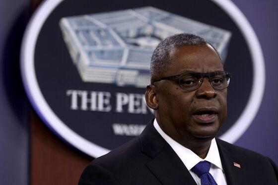 Pentagon Chief Defends $715 Billion Budget Aimed at China