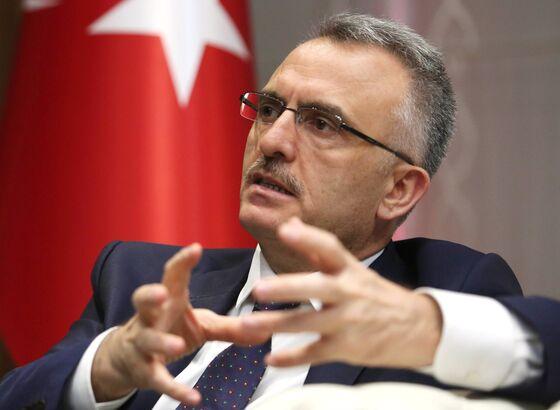 Hot Seat at Turkish Central Bank to Hurt Lira Bulls