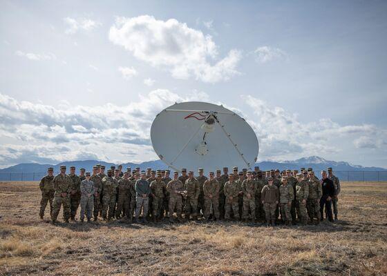 U.S. Builds Ground-Based Arsenal to Jam Russia, China Satellites