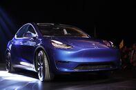 Elon Musk Reveals Tesla Model Y Crossover; To Start At $39,000