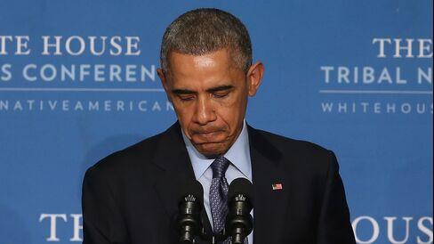 President Barack Obama delivers remarks at the Business Roundtable in Washington