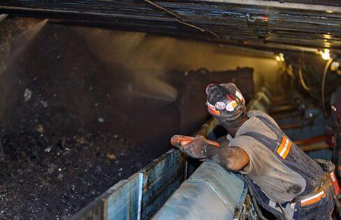 Longwall Coal Mining