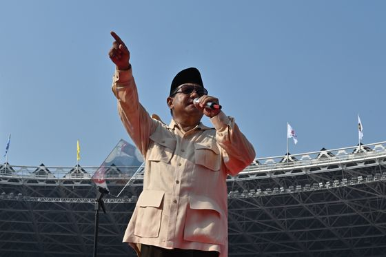 Indonesia Presidential Race Heats Up Amid Mass Campaign Rallies
