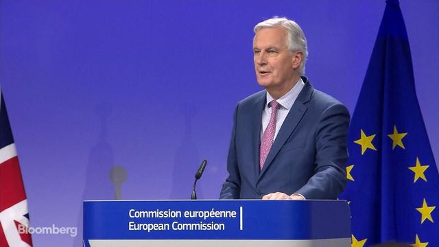 UK: UK and European Union  agree Brexit transition terms