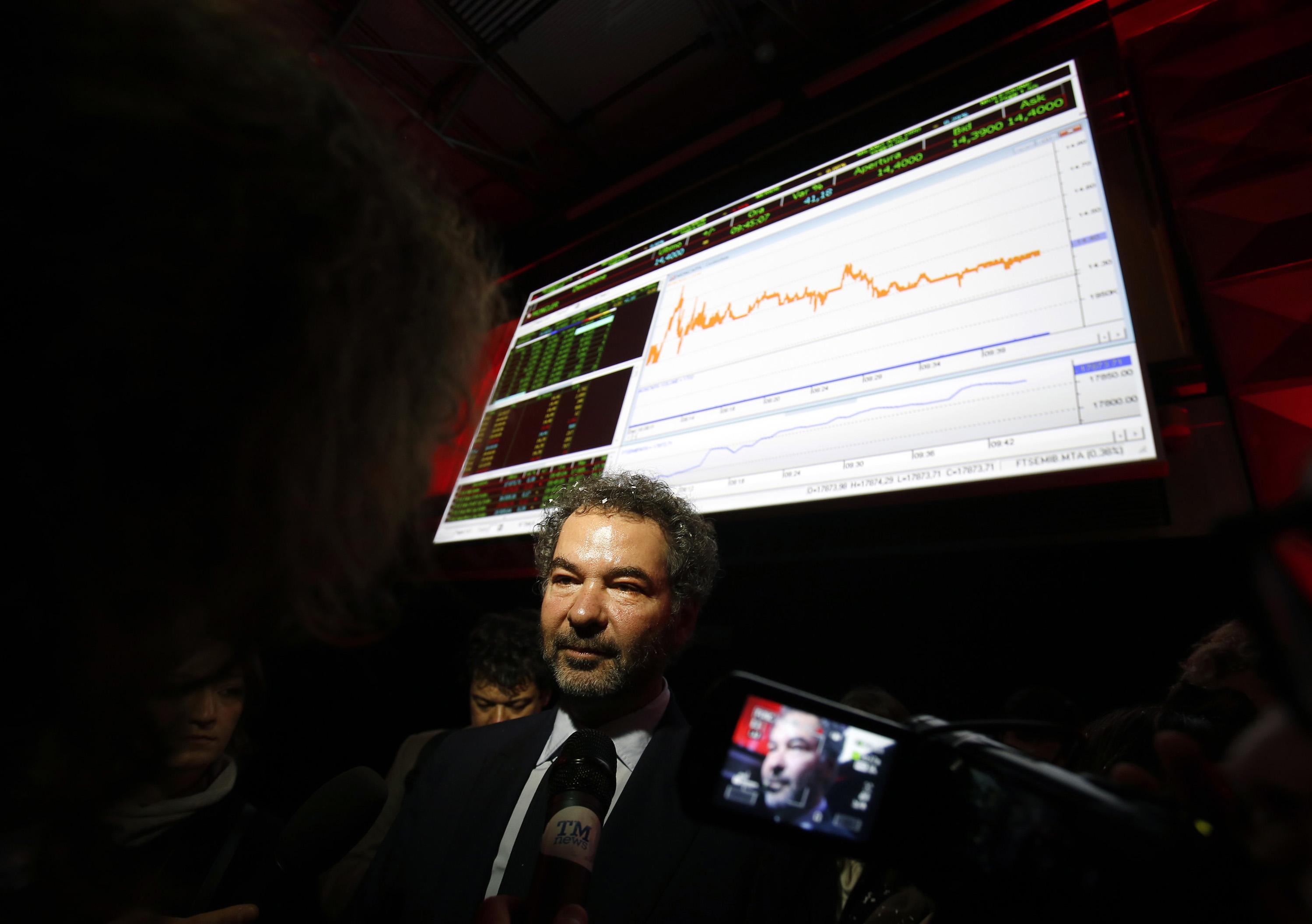 moncler stock news