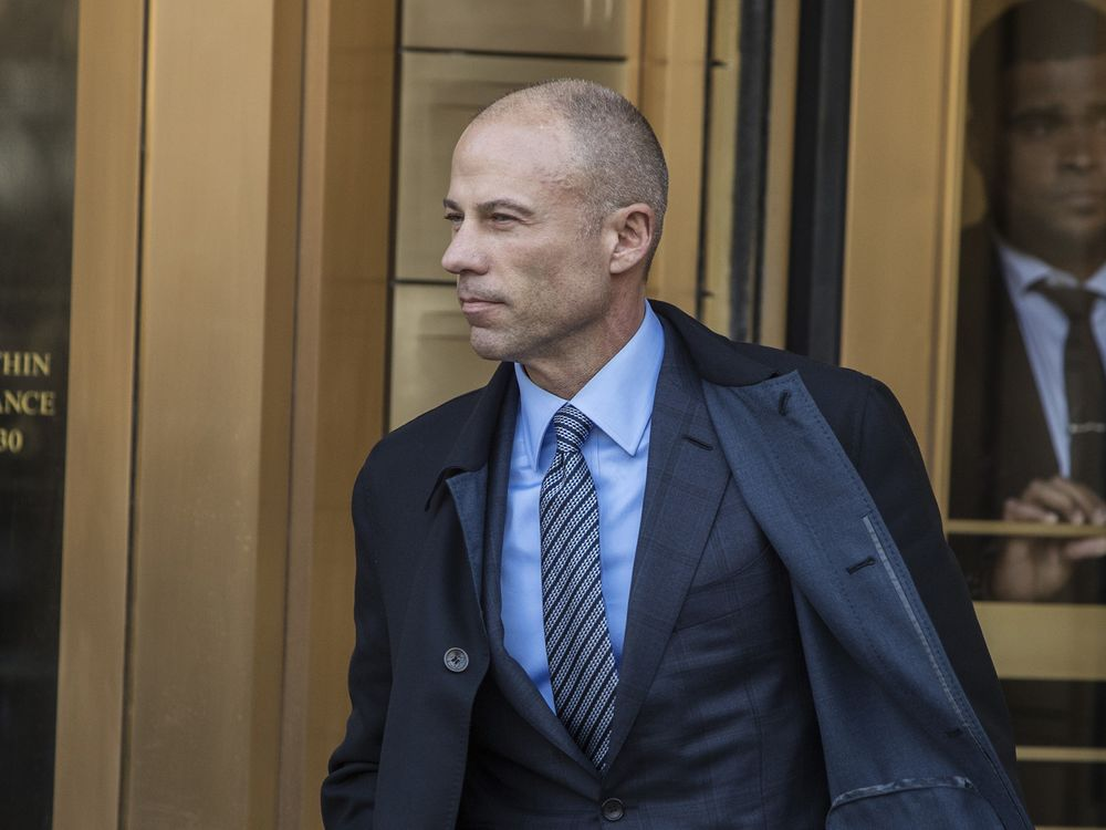 Michael Avenatti Is Charged With Trying to Extort Nike