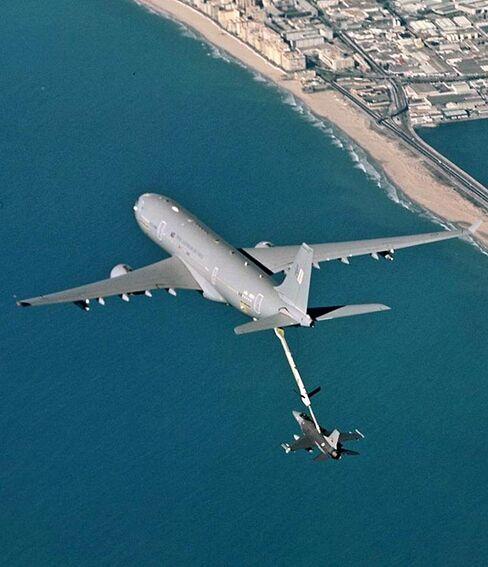 EADS KC-45 Refueling Aircraft