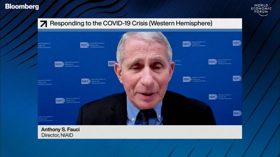 Fauci Says He's Worried About Delaying Second Vaccine Dose