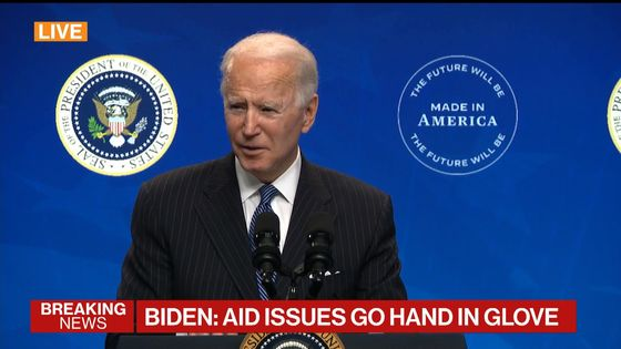 Biden Says All Americans Could Have Access to Vaccine by Spring