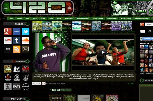 Radio 420