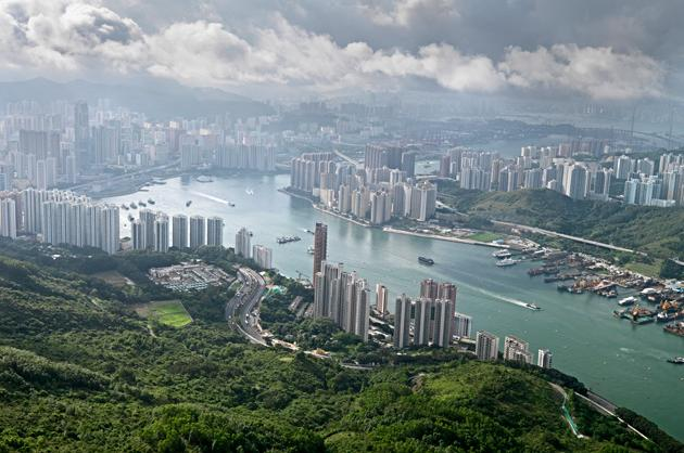 No. 9: Hong Kong