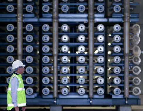 Water Trumping Carbon Means $17 Billion for Dow, Hyflux