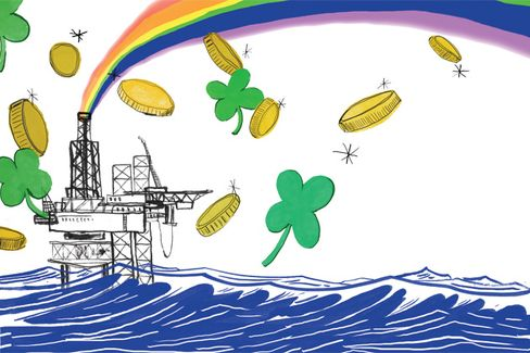 Ireland's Oil Field at the End of the Rainbow