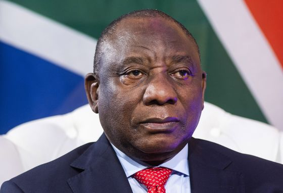 South African President Reprimands Banks Over Virus Response