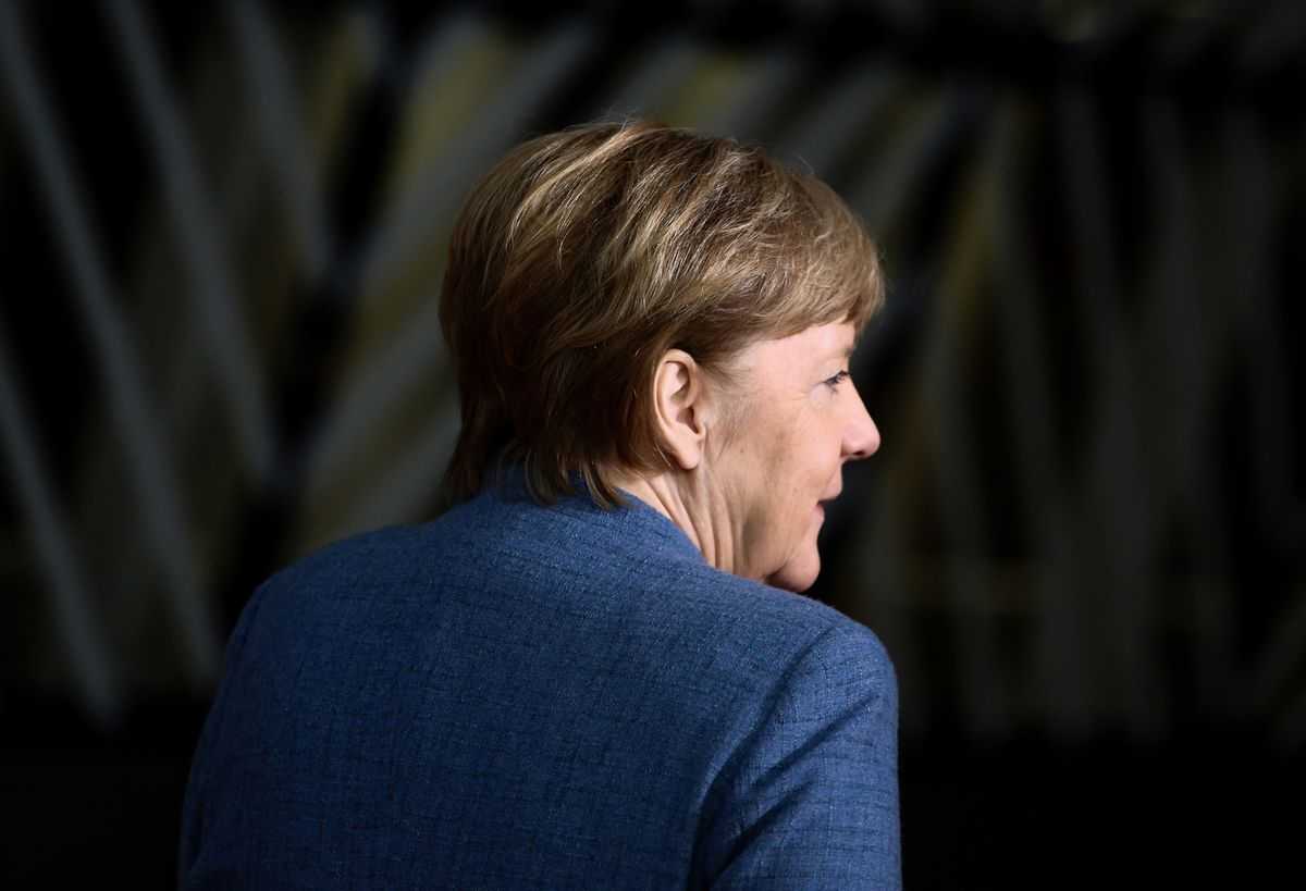 Merkel Stabilizes Her Grip on Germany With Enemies Piling Up