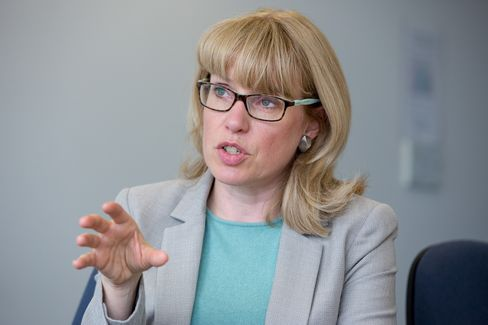 Electoral Commission Chairman Jenny Watson Interview