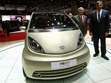What Can Tata's Nano Teach Detroit?