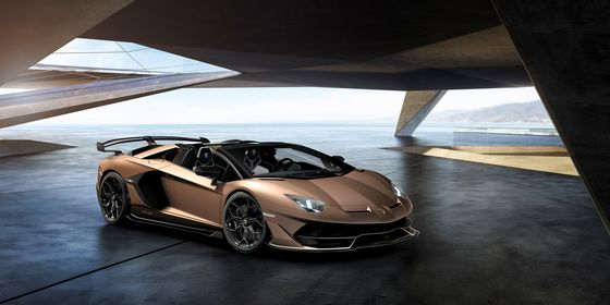 The Unadulterated Excess of a $574,000 Lamborghini