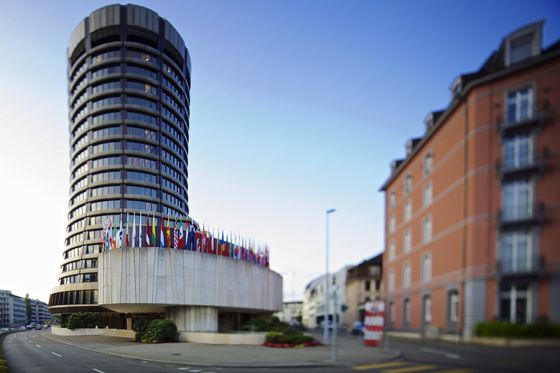 Iconic Tower of Basel to Be Preserved in BIS Campus-Style Revamp