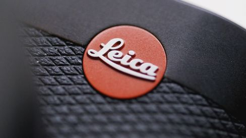 When you think of Leica, you probably don't think digital.