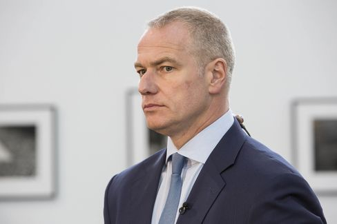 Deutsche Boerse AG Chief Executive Officer Carsten Kengeter Interview As German Exchange Agrees Merger with London Stock Exchange Group Plc