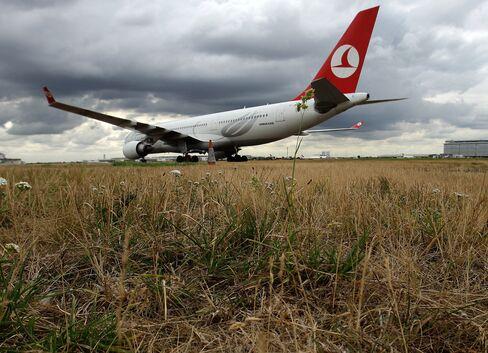 Turkish Air May Order 15 Airbus or Boeing Jumbos Next Month