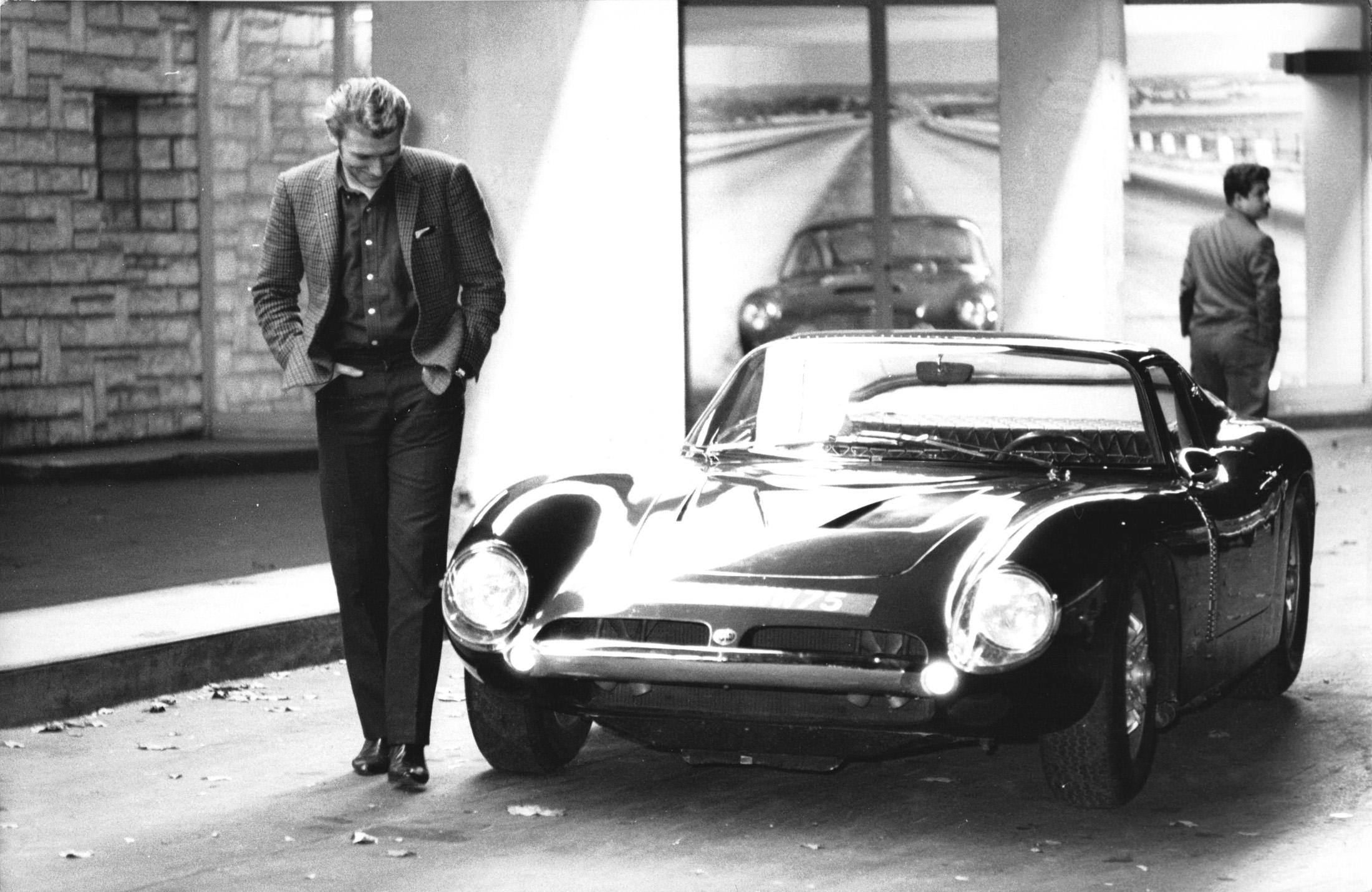 Beyond Ferrari Vintage Bizzarrini Gt 5300 1900 Europa P538s Bloomberg