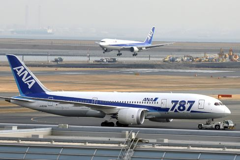 Japan to Approve Resumption of B787 Flights