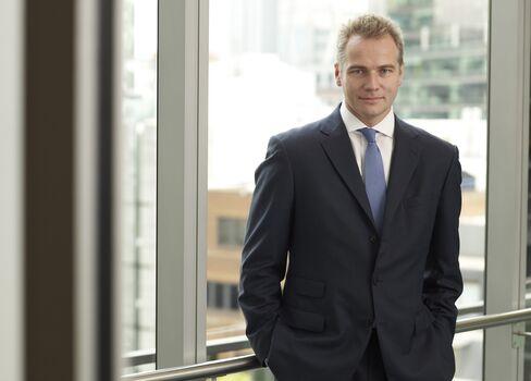UBS Investment Bank CEO Carsten Kengeter