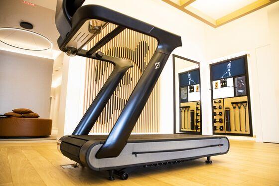 Peloton Tumbles on Treadmill Recall, Sales Halt on Safety