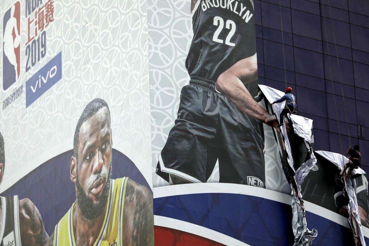 NBA Loses More Sponsors as China Flexes Economic Muscle