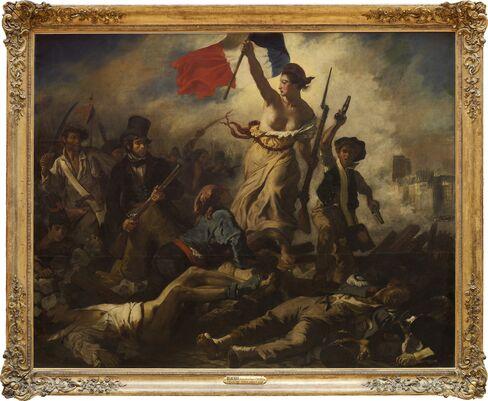 Eugene Delacroix Picture