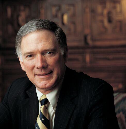 Trinity College President James Jones