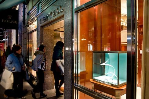Tiffany Moves Down Market and Makes a Mint