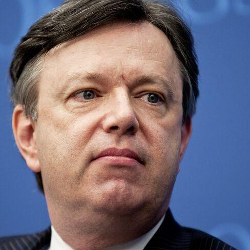 Former director of monetary affairs Vincent Reinhart