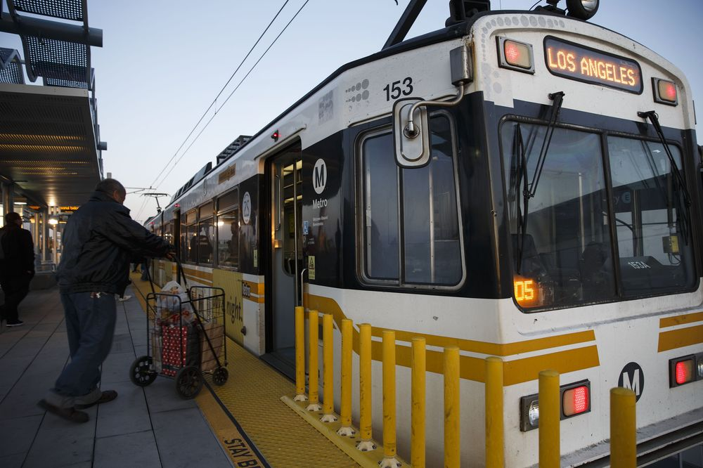 Los Angeles is one of a handful of U.S. cities that has managed to grow theirshare of transit commuters since 1970.
