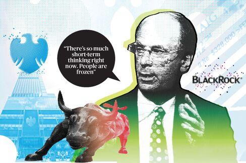 Larry Fink on Guiding BlackRock Through the Financial Crisis