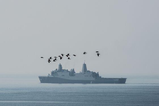 China Refuses to Allow U.S. Warships to MakePortCallsin Hong Kong