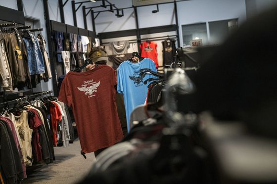 Harley CEO Says Company No Longer Selling Merchandise on Amazon