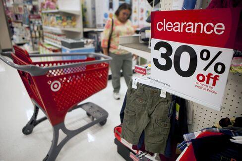 Gap to Target Sales Trail Estimates Amid Election Diversion