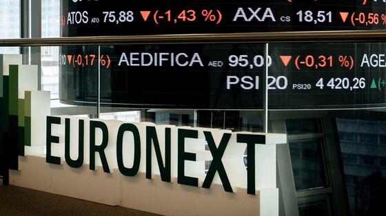 U.S. Stocks Advance as Debt, Energy Worries Ease: Markets Wrap
