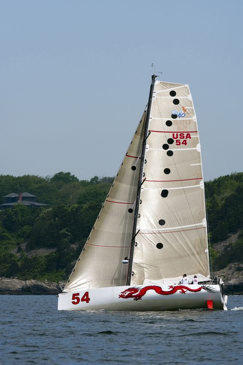 Morgan Stanley's Hennessy in 7th Place in Atlantic Cup