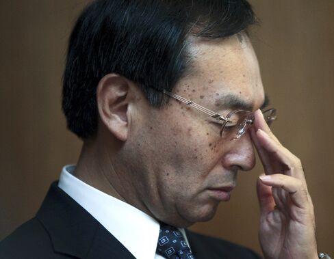 Panasonic Corp. President Kazuhiro Tsuga